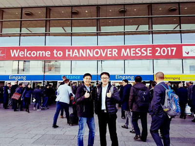 Welcome to HANNOVER MESSE 2017 from Apr.24th to Apr.28th